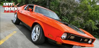 Ford Mustang Mach I 1971