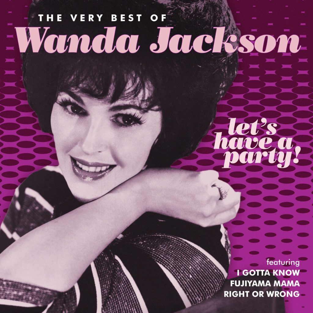 Wanda Jackson - Lets Have a Party (The Very Best of Wanda Jackson) - (2011)
